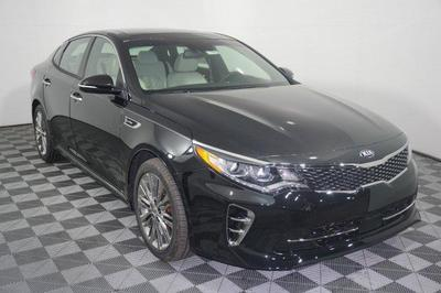 New 2017 Kia Optima SXL Turbo
