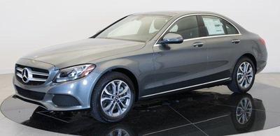 New 2018 Mercedes-Benz C 300 4MATIC