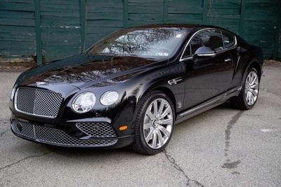 New 2016 Bentley Continental GT W12