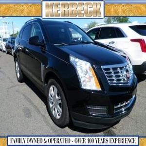 Certified 2013 Cadillac SRX