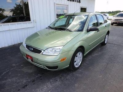 Used 2007 Ford Focus ZX4 SE