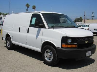 Used 2012 Chevrolet Express 2500 Work Van