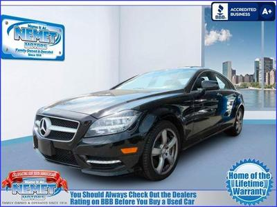 Used 2014 Mercedes-Benz CLS550 4MATIC