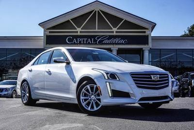 New 2017 Cadillac CTS 2.0L Turbo
