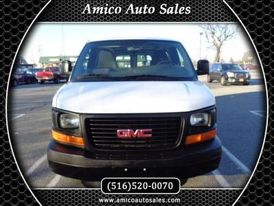2011 GMC Savana 2500 Work Van