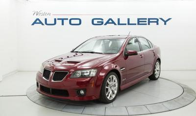 Used 2009 Pontiac G8 GXP