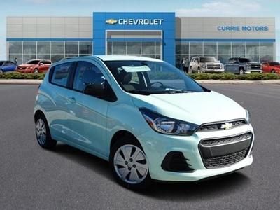 New 2017 Chevrolet Spark LS
