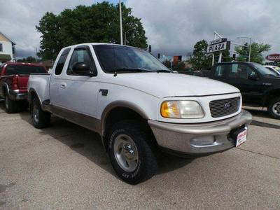 Used 1998 Ford F-150 SuperCab