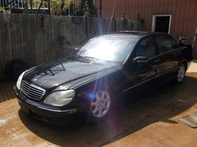Used 2001 Mercedes-Benz S430
