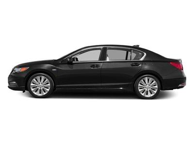 New 2016 Acura RLX Hybrid Advance Pkg