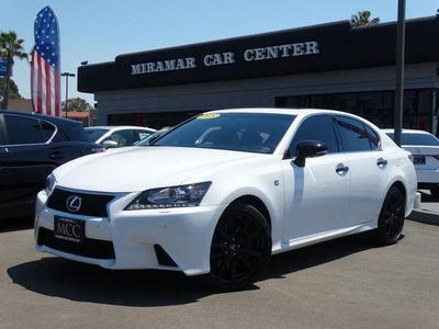 Used 2015 Lexus GS 350 Crafted Line