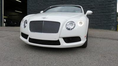 New 2015 Bentley Continental GT V8