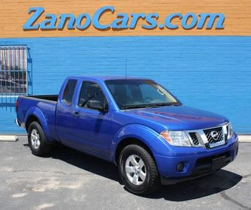 Used 2012 Nissan Frontier SV-I4