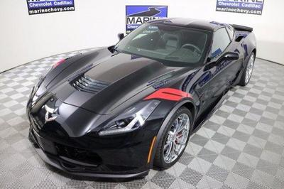 New 2017 Chevrolet Corvette Grand Sport Coupe