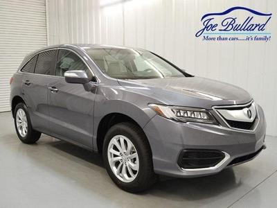 2018 Acura RDX Technology Package