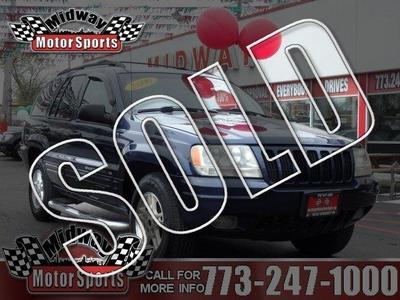 Used 2000 Jeep Grand Cherokee Limited