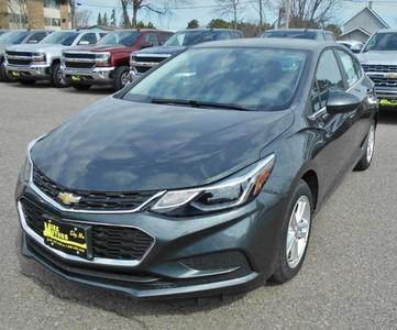 New 2017 Chevrolet Cruze LT Automatic