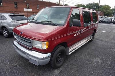 Used 2001 Ford E150 SHERROD EVO