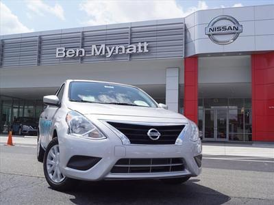 New 2017 Nissan Versa S
