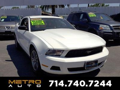Used 2011 Ford Mustang V6