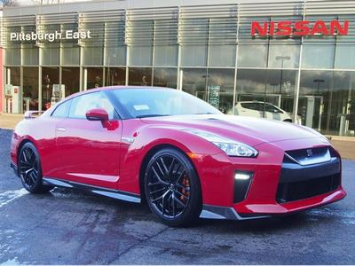New 2017 Nissan GT-R Premium
