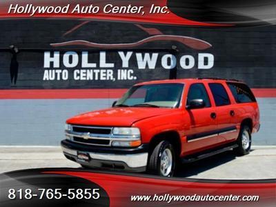Used 2001 Chevrolet Suburban 1500