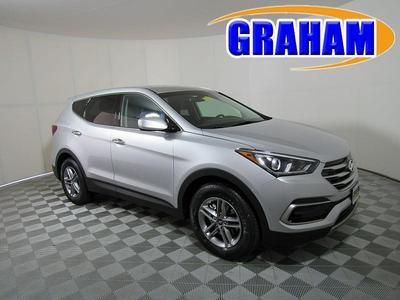 New 2017 Hyundai Santa Fe Sport 2.4L