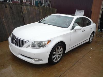 Used 2007 Lexus LS 460 Base