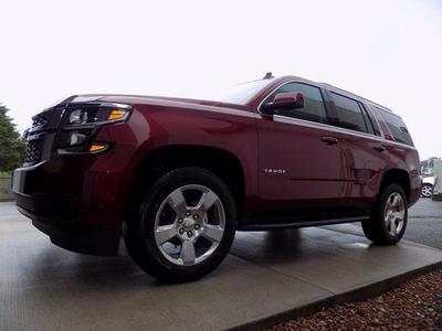 New 2017 Chevrolet Tahoe LT
