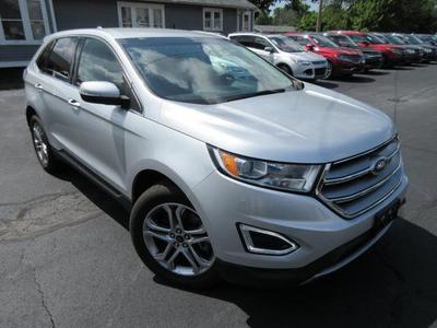 Used 2016 Ford Edge Titanium