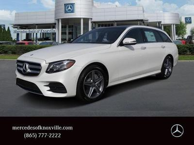 New 2017 Mercedes-Benz E 400 Sport 4MATIC