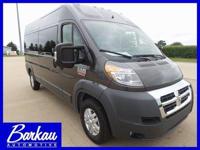 New 2017 RAM ProMaster 2500 High Roof