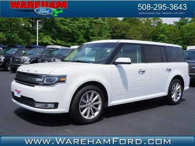 Used 2017 Ford Flex Limited