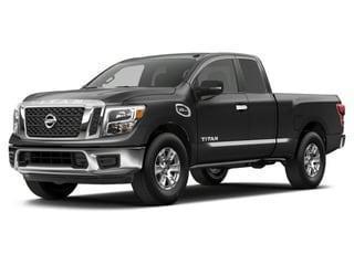 New 2017 Nissan Titan SV