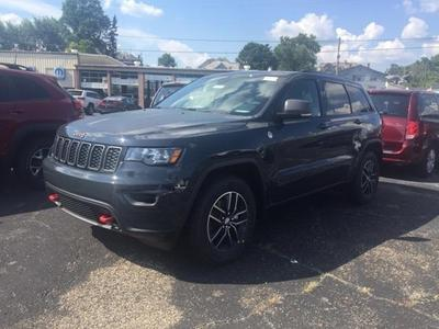 New 2017 Jeep Grand Cherokee Trailhawk