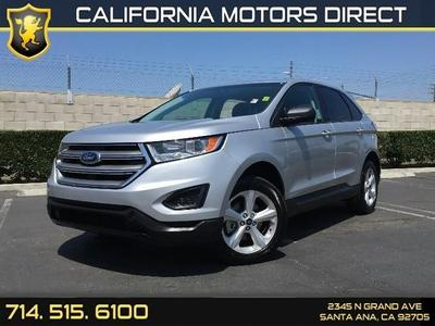 Used 2015 Ford Edge SE