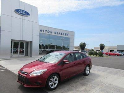 Certified 2014 Ford Focus SE