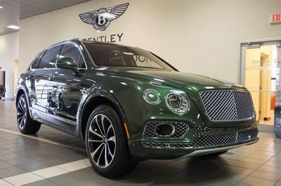 New 2017 Bentley Bentayga W12