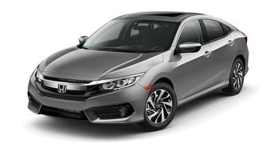 New 2017 Honda Civic EX