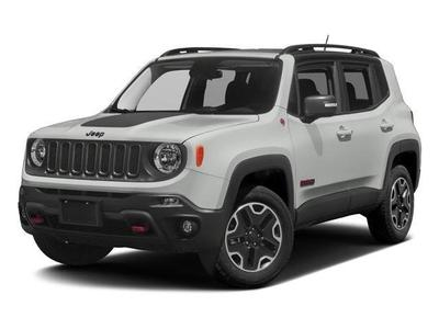 New 2017 Jeep Renegade Trailhawk