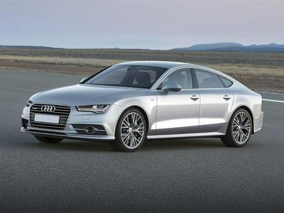 New 2017 Audi A7 3.0T Premium Plus quattro