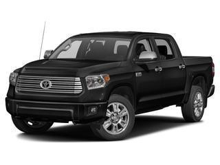 New 2017 Toyota Tundra Platinum