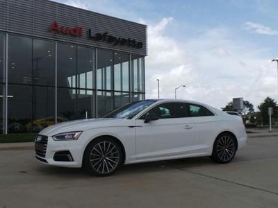 2018 Audi A5 2.0T Premium Plus quattro