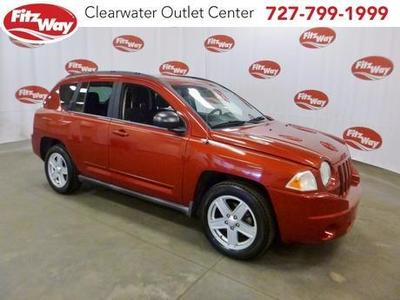 Used 2010 Jeep Compass Sport