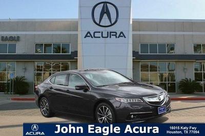 2017 Acura TLX V6 Advance