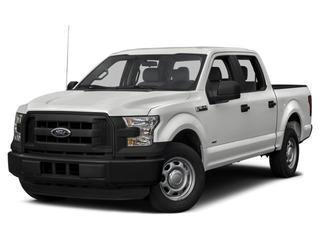 New 2017 Ford F150 Platinum