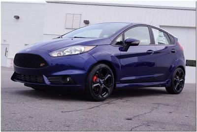 New 2016 Ford Fiesta ST