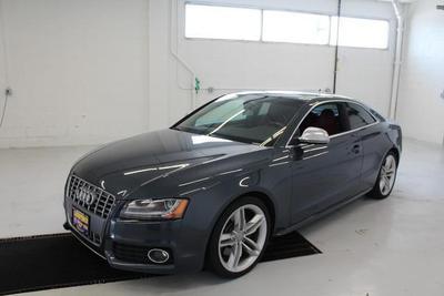 Used 2009 Audi S5 4.2 quattro