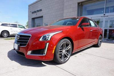 New 2017 Cadillac CTS 3.6L Twin Turbo V-Sport Premium Luxury