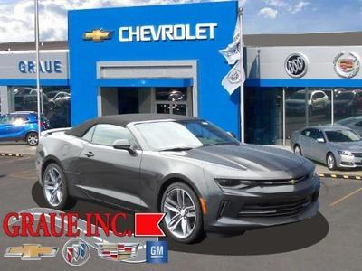 New 2017 Chevrolet Camaro 2LT Convertible